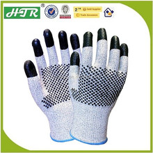 HTR Safety HPPE Protective Cut Resistant Gloves