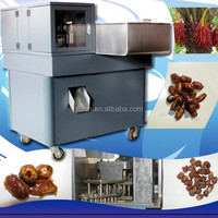Dates pitting machine, dates seeds removing machine supplier, palm dates processing machine