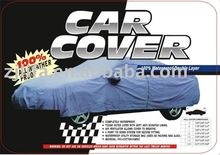 PVC Car Cover with cotton/sunshade.freeze-proofing automatic car cover