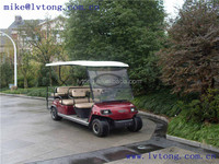 Chinese 5 seaters golf cart electric car in Korea