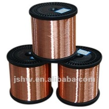 0.12mm 0.24mm CCAM swg awg bg bwg ac dc for Transformer coil motor cable braiding CCA copper clad aluminum wire