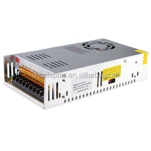 ce rohs fcc 12V 30A Switching Power Supply 360W
