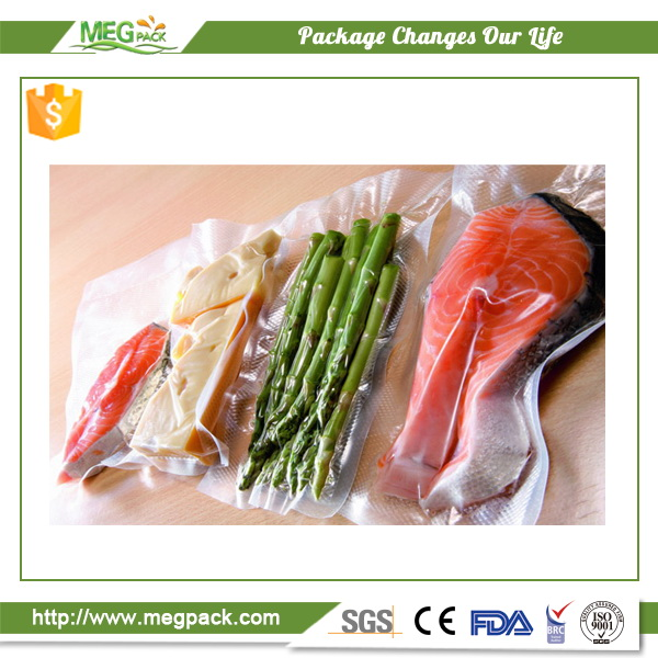 manufacturer industrial storage plastic bag food vacuum sealer for snack and dried food pakaging