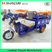 150cc Advertising Cargo Tricycle Scooter for Sale