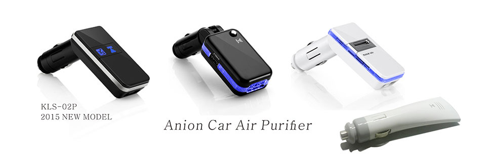 Top class car air purifier freshener ionizer oxygen bar from china