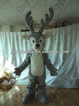 hot sale reindeer mascot costumes