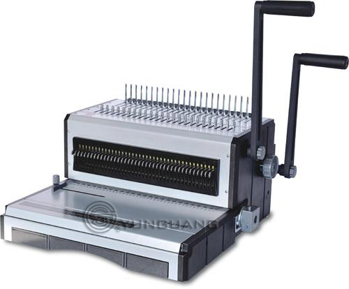 YG-ST2960 manual Comb/Wire Combination Binding Machine