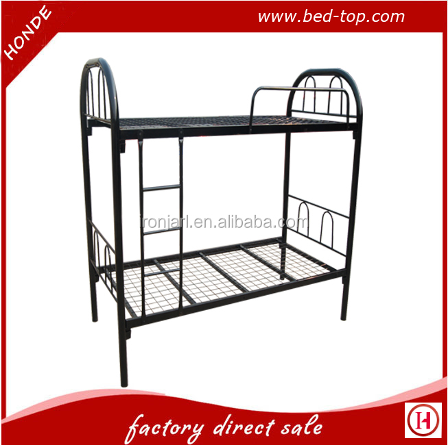 iron bed steel cots