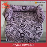 W6136 New fashion bed dog pet latest sofa design dog bed luxury