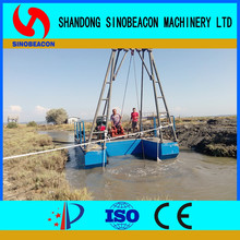 2017 High Quality Low Cost 8/6 Inches River Dredging Equipment