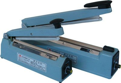FS-300B Manual Hand Plastic Bag Sealer With Cutter