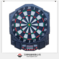 Newest Battery Operated Factory Output High Quality Soft Dart Board