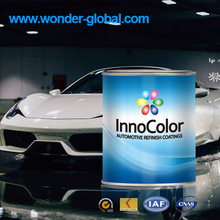 Superb Performance Two Component Clear Coats for Car Repair