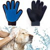 Hot Selling Cat And Dog Brush Bath Massage Deshedding Glove