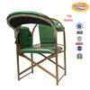 Factory price folding muslin metal prayer chair for church