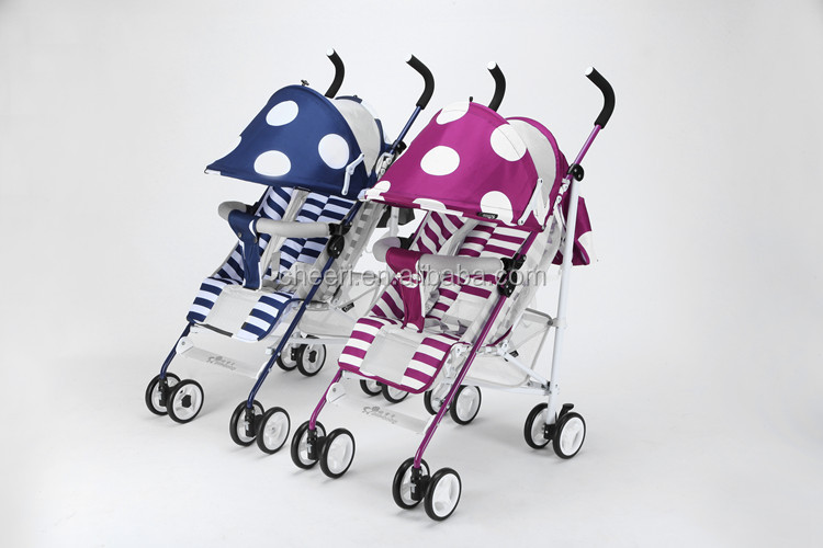 new design best selling 7105 model nice cute push chairs for newborn infants prams baby doll stroller with car seat