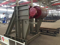 Herringbone conveyor pulley for b2000mm belt convyeor