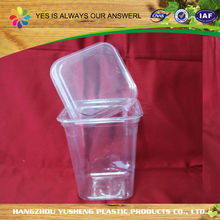 China factory export food disposable cylinder packaging box