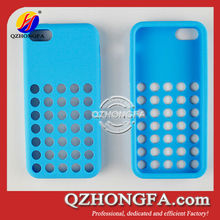 New Silicone Case For iPhon 5c Mobile Phone Case