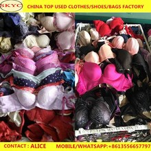 Second hand used items clothes hot sale used clothing bra hot sale