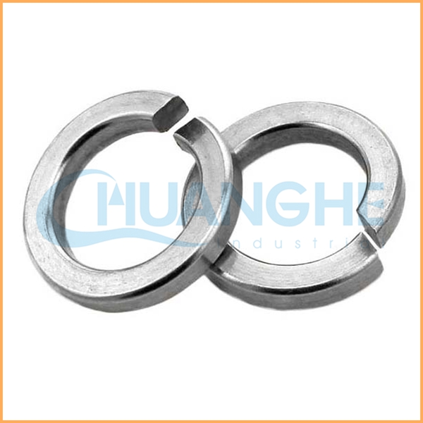Alibaba China suppliers half round special spring washer