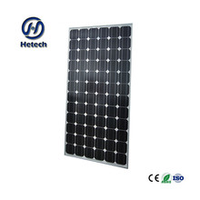 solar panel wholesale China best price per watt 185wp monocrystalline solar panel manufacturers in china
