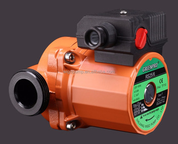 RS25/4circulation pumps