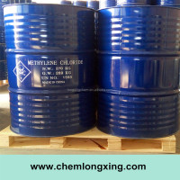 Chemical solvent pharmaceutical intermediate Methylene Chloride/Methylene di chloride/Dichloromethane CAS NO. 75-09-2