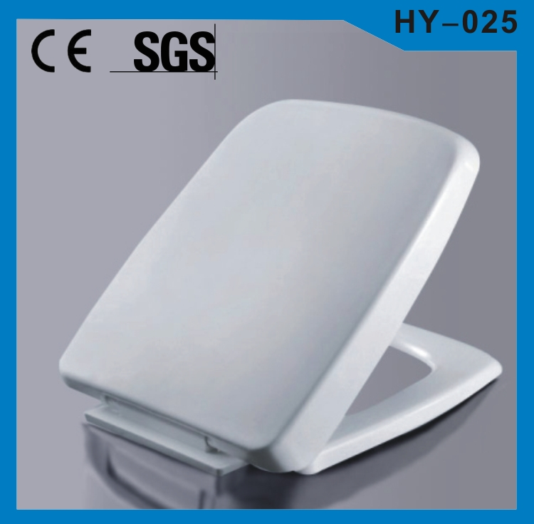 PP material toilet seat cover soft close toilet hinges