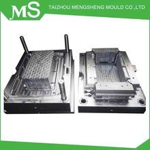 Precision CNC Machining Good Quality Crate Plastic Molding Kit