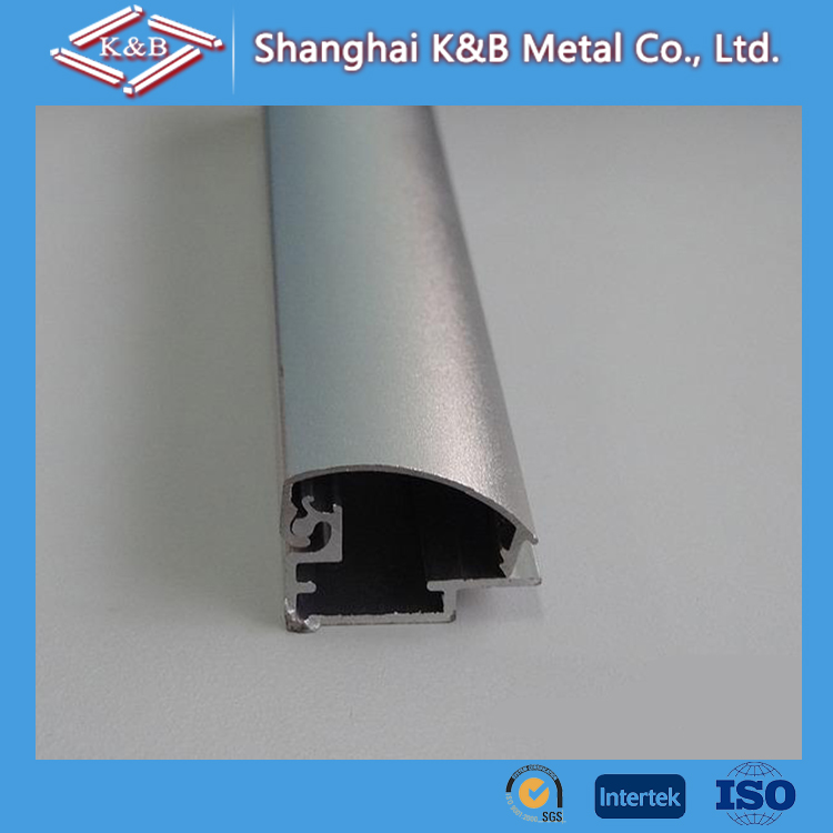 High Quality Customized Extruded Aluminum Profile for exporting