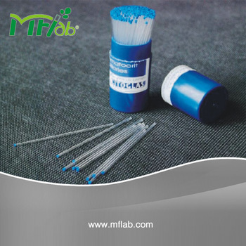Preferential price disposable capillary blood collection tube for medical and laboratory use