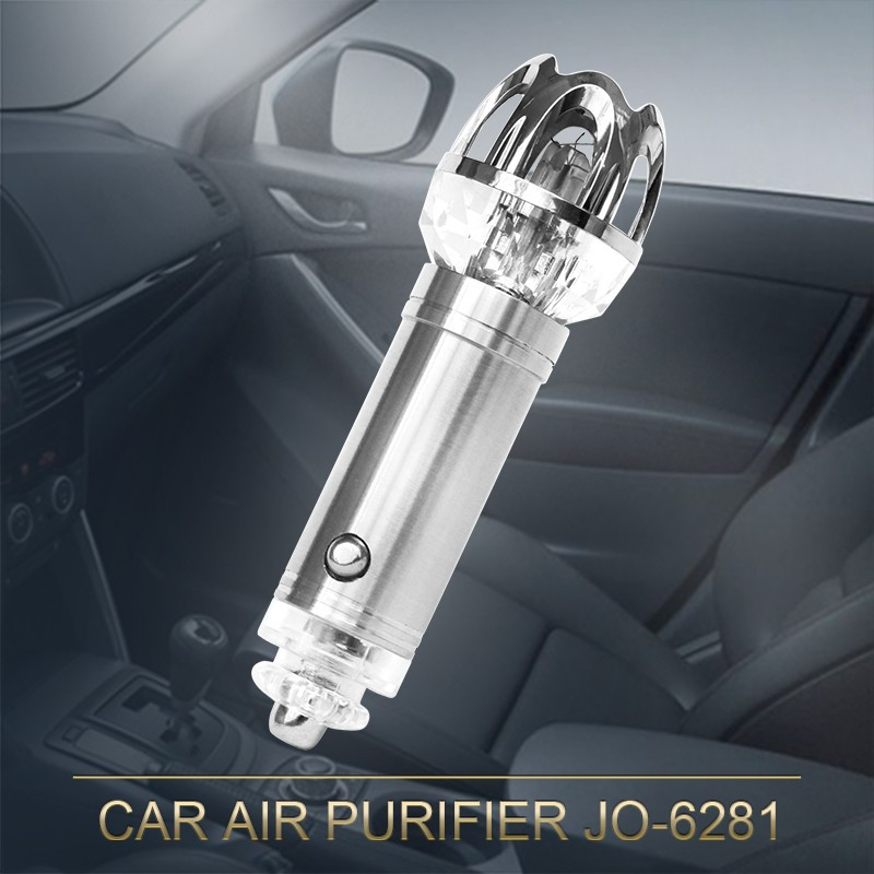 2016 New Electronic (mini ionizer car air purifier JO-6281)
