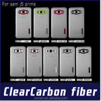 "Wholesale Clear Carbon Fiber cover case for ALCATEL pixi 4 5""-3G 5010 , clear back cover case for ALCATEL pixi 4 5""-3G 5010"