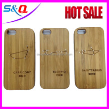 High quality Real wooden design mobile cell phone cover