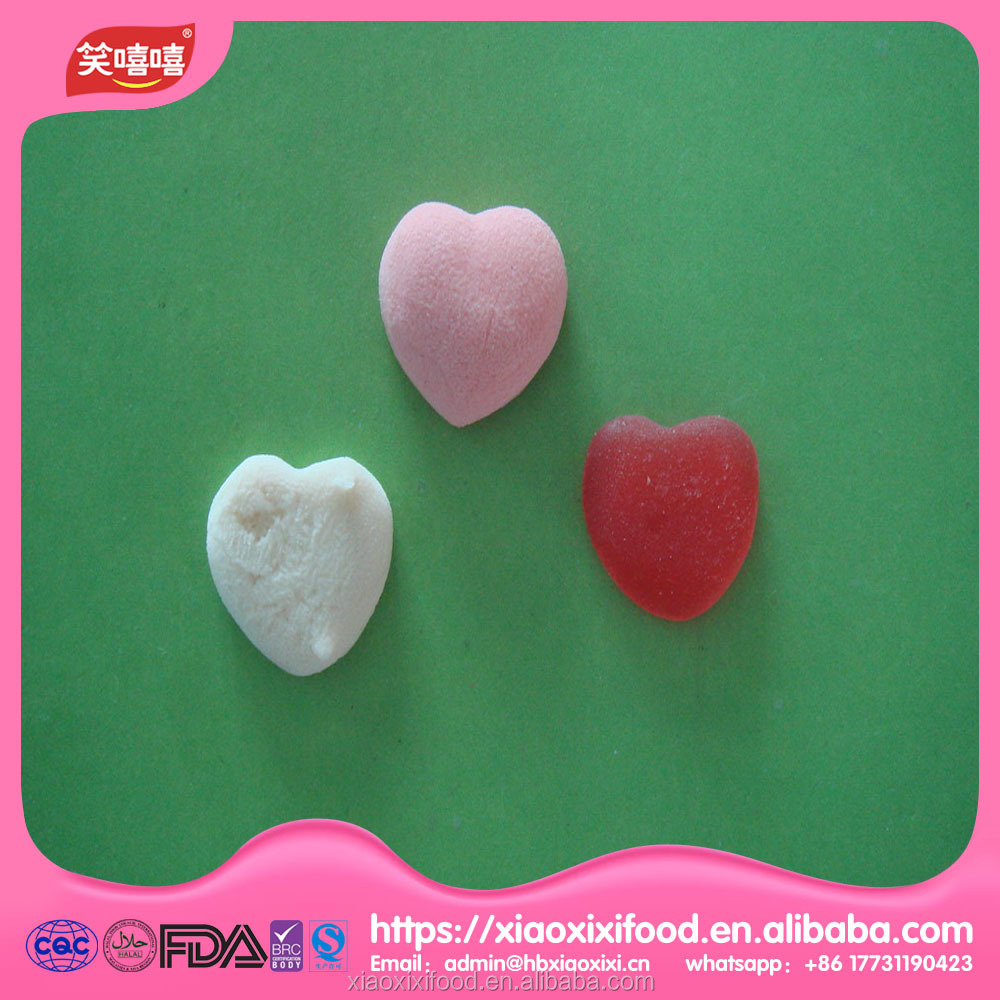 different shape gummy candy jelly for children