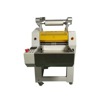 A3+ 340mm automatic <strong>paper</strong> feeding hot roll film a4 <strong>paper</strong> sheet laminating laminator machine with pull off