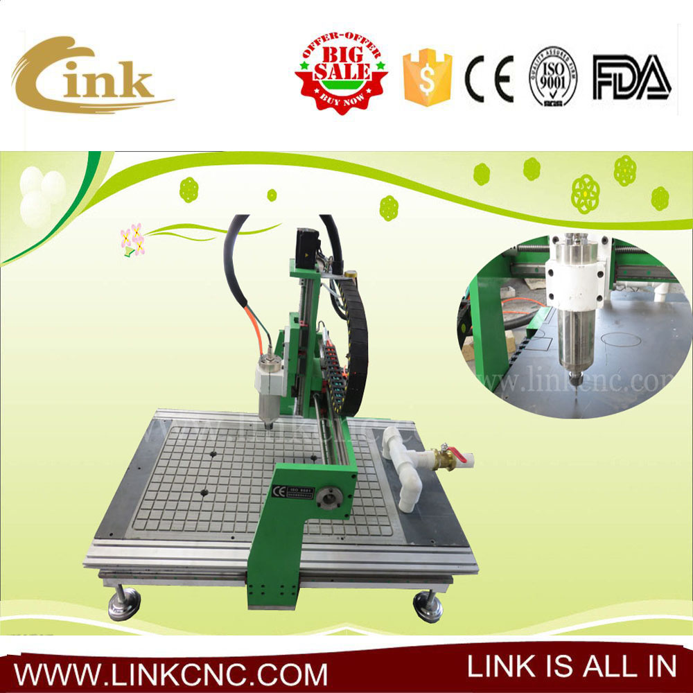 new fashion and top vacuum table mini 2d 3d cnc machine 0609/cnc router parts