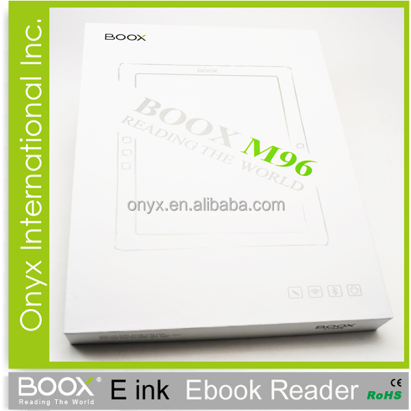 "China Products 9.7"" Eink Screen Ereader for Ebooks Download"