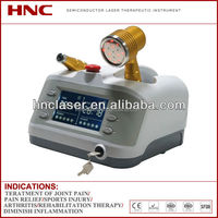 HNC factory offer low level laser therapy machines for body pain relief