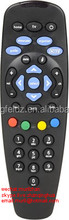 Black 35 Keys Dzeal Set Top Box Tata-Sky Remote Controller(Black) with Lens for India market