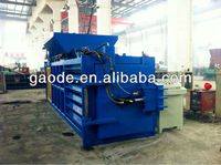 HPM1250 Scrap Plastic,PET Bottle Compactor