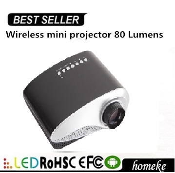 HOME 222 latest projector mobile phone with HDMI USB SD AV VGA for Home theater