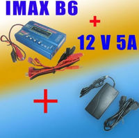 IMAX B6 B8 B6AC battery Balance Charger with tamiya/T output plug from the most professional China Manufacturer