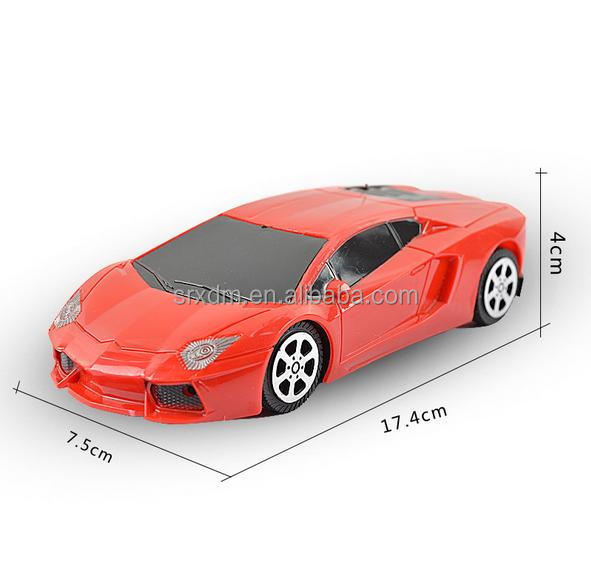 Hot Vintage Turbo Red Corvette Radio Controlled Car for Kids/Customized Own Design RC Car China Supplier