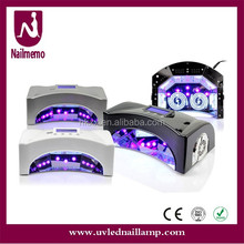 Nail Supplies 365nm & 395 nm Led UV Lamp And Manicure Drill Professional Gel Curing Nails Manicure & Pedicure Tool