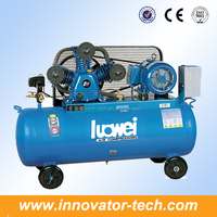 Portable piston small electric air compressor IT674 with CE