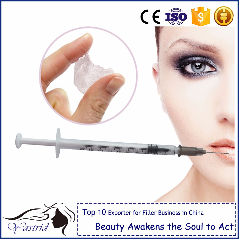 Yastrid Cross Linked Hyaluronic Acid to Buy Injectable Dermal Fillers