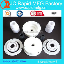 silicone shot blast axial turbine wheel with vacuum casting