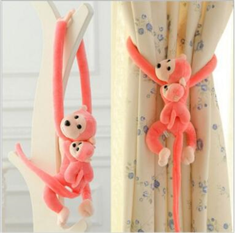 Chinese New Year Mascot Plush Toy Monkey Vogue Long Tail Monkey Stuffed Toy